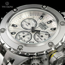 Invicta Men's 52mm Specialty Subaqua Guilloché Style Dial Chronograph Watch
