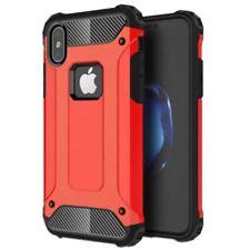 Étuis, housses et coques rouges mats iPhone 8 pour téléphone mobile et assistant personnel (PDA)