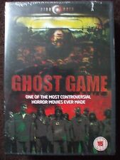 """Ghost Game DVD.""""One Of The Most Controversial Horror Films Ever Made"""".B/N SEALED"""