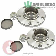 2 x Original WAHLBERG Radlager Radlagersatz WB96433 Hinterachse