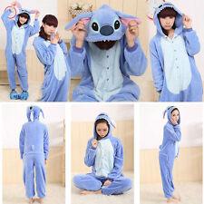 New Cosplay Anime Pyjamas Costume Hoodies Animal Adult Suits Unisex Fancy Dress