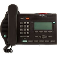 Nortel M3903 Charcoal Business Multi Line Office Phone - 30 day warranty !