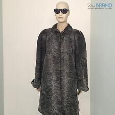 new styles 70c01 6e56b Pelliccia Astrakan Grigio | Acquisti Online su eBay