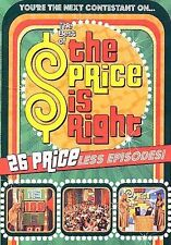 LIKE NEW The Price is Right (DVD, 2008, 4-Disc Set)