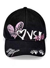 NEW Victoria's Secret Graffiti XOXO Heart Hat