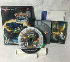 Ratchet and Clank: Going Commando (PS2, 2004) Complete, Tested, Free Shipping!