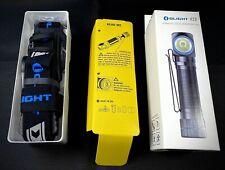 Olight H2R Nova CW LED Torch 2300 Lumen Rechargeable Flashlight Head Light EDC