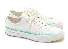Converse X Union Chuck Taylor All Star 70's Ox White Green 143286C Men Size 10