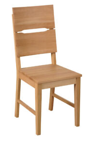 Stühle Stuhl 4er-Set Jena Eiche massiv VORRÄTIG!!!