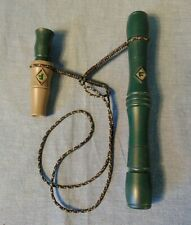 Flambeau Goose And Duck Call On Lanyard Game Calls Hunting Waterfowl Sporting