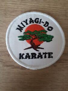 4 inch embroidery Miyagi Do Karate patch badge