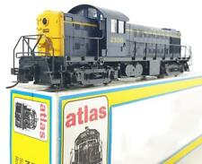 BOXED KATO ATLAS 8103 HO - SANTA FE LIVERY CLASS RS-1 DIESEL LOCOMOTIVE No.2396