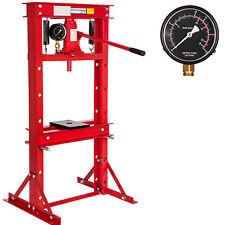 Werkstattpresse 12t Hydraulikpresse Pneumatik Presse Pneumatisch Lagerpresse