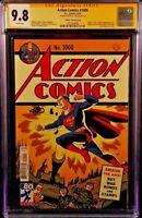 DC ACTION COMICS #1000 CGC SS 9.8 Cho SUPERMAN BATMAN FLASH CYBORG WONDER WOMAN