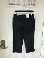 New listing NWT Style & Co. Curvy Cuffed Capri Jeans Black ~ Size 4