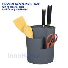 Universal Knife Block with utensil holder, Knife Block, Kitchen storage, New