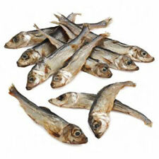 Dried Whole Sprats 100% Natural Tasty Dog Puppy Fish Treats BARF