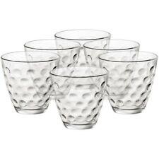 6 Bicchieri Bicchiere Da Per Acqua 30cl Tavola Ristorante Bar Snack
