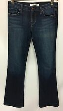 Anthro Freedom Of Choice Med/Dark Wash Boot Cut Jeans Size 10