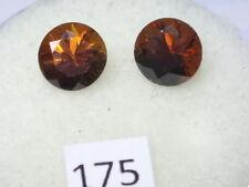 Natural Australian ZIRCON      2.48cts  ID# 175  (Lot of 2)