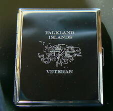 Falkland Islands Veteran Cigarette case