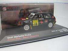 Seat Sport Marbella Proto Rius Rally Toledo 1989 IXO 1/43 cochesaescala