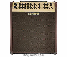 NEW Fishman Loudbox Performer Acoustic Guitar Combo Amp 180watt  PRO-LBX-700
