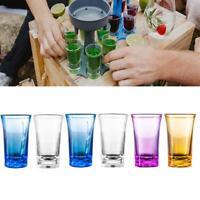 6Pcs Shot Glass Dispenser Drink Games Wine Dispenser Wine Glasses