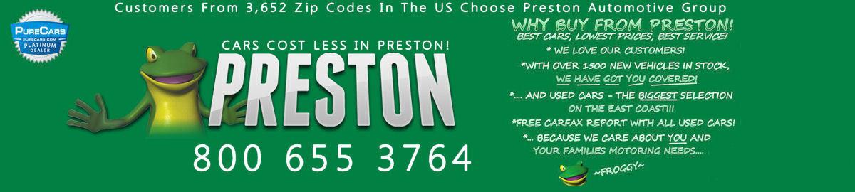 PRESTON AUTOPLEX DE MD NJ VA