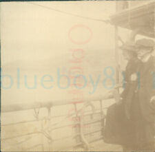 More details for 1913 original photo on ss osiris from deack by angus gillan 2.2