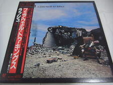 RUSH-A Farewell To Kings JAPAN Press w/OBI Iron Maiden Dream Theater Queensryche