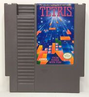 Nintendo NES Tetris Video Game Cartridge *Authentic* *Cleaned/Tested*