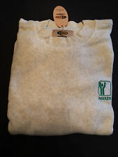 NIKKEN SHERPA Cotton SWEATSHIRT - BRAND NEW - SIZE Large
