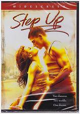 STEP UP (DVD, 2006, Widescreen) NEW