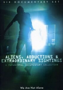 ALIENS ABDUCTIONS & EXTRAORDINARY SIGHTINGS (3PC) NEW DVD