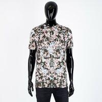 DIOR x SORAYAMA 790$ Silk & Cotton Tshirt In Black Dior & Sorayama Print
