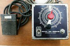 Industrial Timer Corp 60 Second Darkroom Timer M-1M Series M - Works