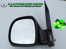 Mercedes Vito CDI From 04-10 Manual Wing Mirror Passenger Side (Breaking Parts)