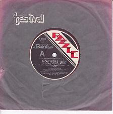 SHERBET Nowhere Man / Dancer 45 - Beatles