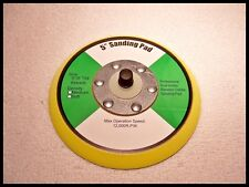 5 Inch Replacement Sanding Pad Palm Air Sander Dual Action, Random Orbit New