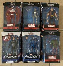 Marvel Legends Joe Fixit Series Fix-It Whole Set Lot NO BAF PARTS! Figures Only