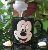 Disney Store Mickey and Minnie Mouse Coffee Coffee Mug 16 fl oz Excellent!