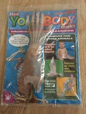 How Your Body Works Billy Bones Issue 35 Humans & Other Animals Brand New Sealed