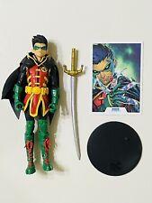 McFarlane Toys DC Multiverse Damien Wayne Robin Action Figure Batman DC Comics