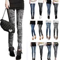 Sexy Women's Jeans Skinny Jeggings Stretch Slim Leggings Skinny Pants Trousers