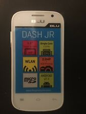 New listing Brand New Android Smartphone Unlocked Gsm T-Mobile Blu Dash Jr