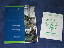 2xtravel policy DoT-UK NATIONAL CYCLING STRATEGY bicycle/STSG-GREENING TRANSPORT