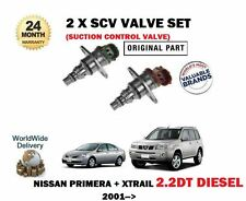 FOR NISSAN XTRAIL PRIMERA 2.2 DCi 2001-> SUCTION CONTROL VALVE SCV 0422127011
