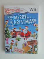 We Wish You a Merry Christmas Game Complete! Nintendo Wii