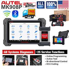 Autel MaxiSys MK908P MS908P PRO OBD2 Car Diagnostic Scanner ECU Programming Tool
